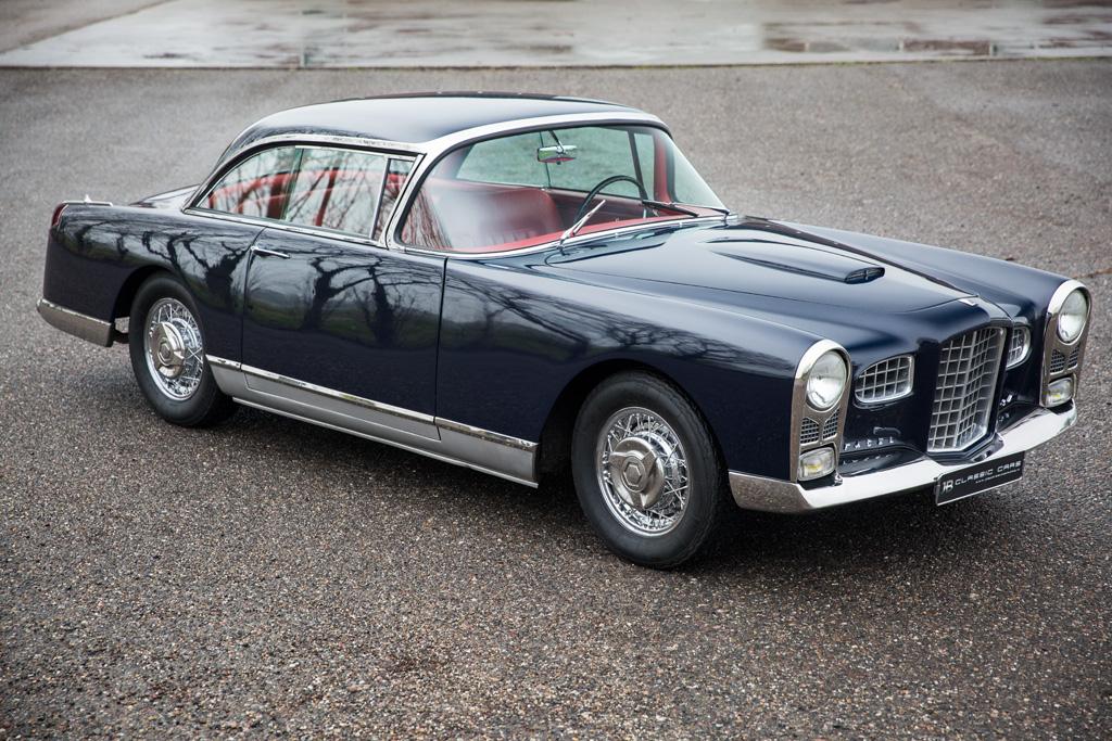 Facel Vega FV2B (1956) for sale