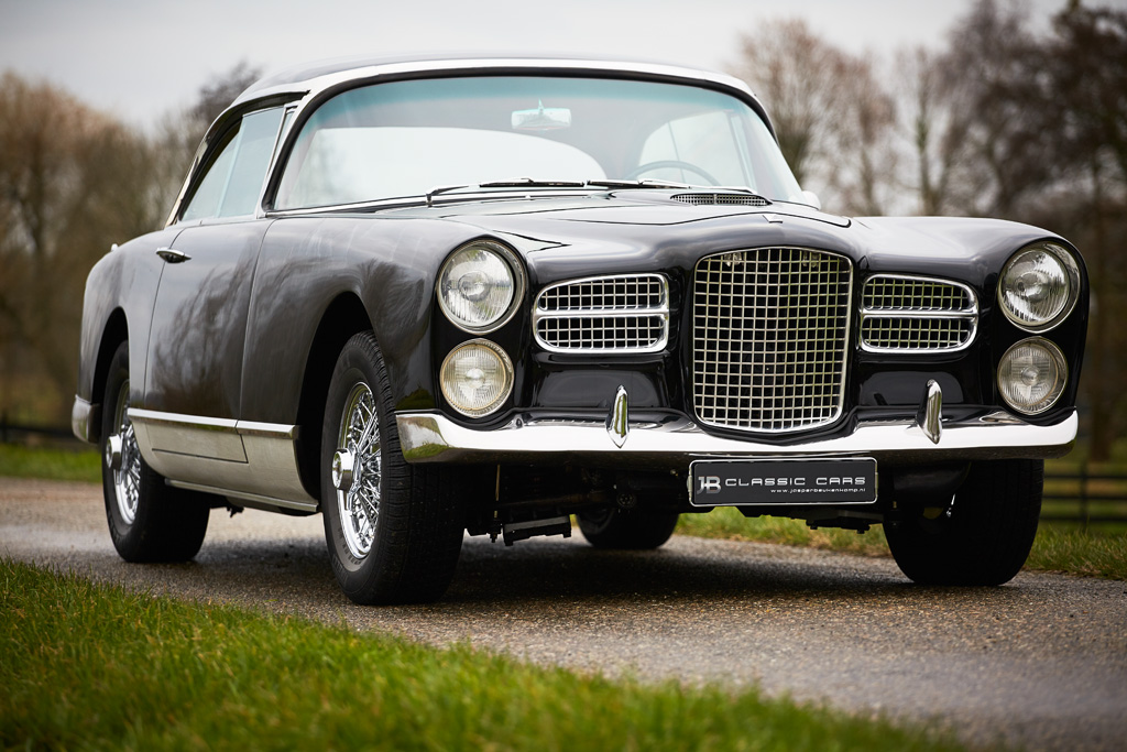 facel vega hk500 1960 for sale jb classic cars. Black Bedroom Furniture Sets. Home Design Ideas