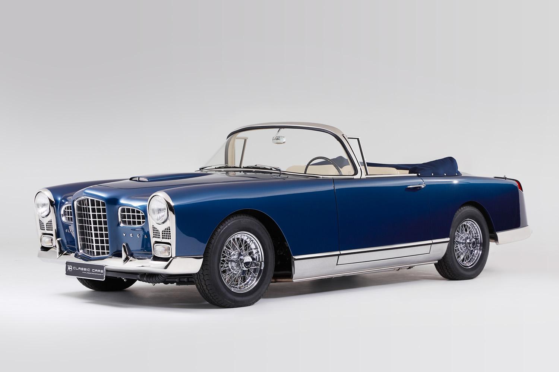 Facel Vega Convertible JB Classic Cars (6)